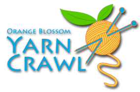 Orange Blossom Yarn Crawl
